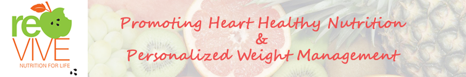 promoting heart healthy nutrition, personalized weight loss